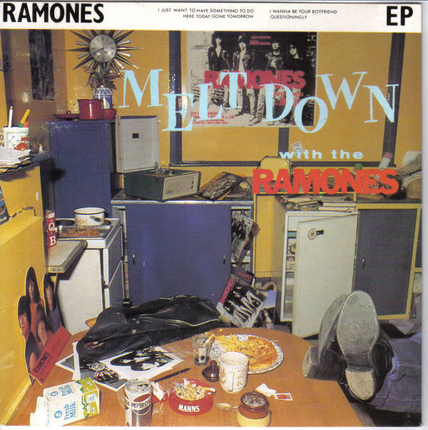 Ramones - Meltdown With The Ramones SL4242