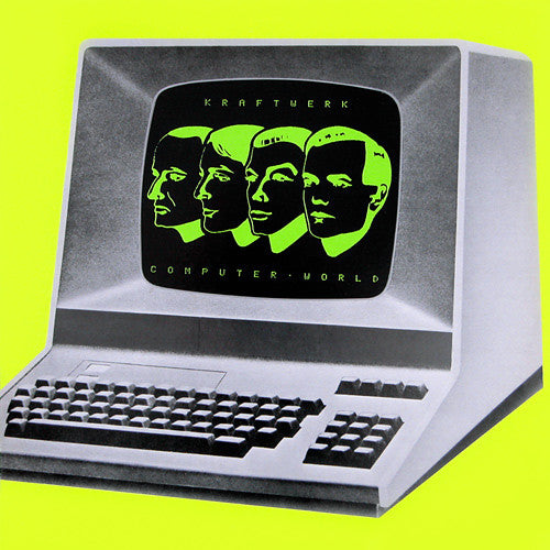 Kraftwerk - Computer World