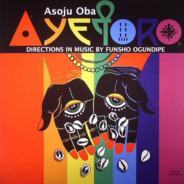 Asoju Oba Ayetoro - Directions in Music by Funsho Ogundipe