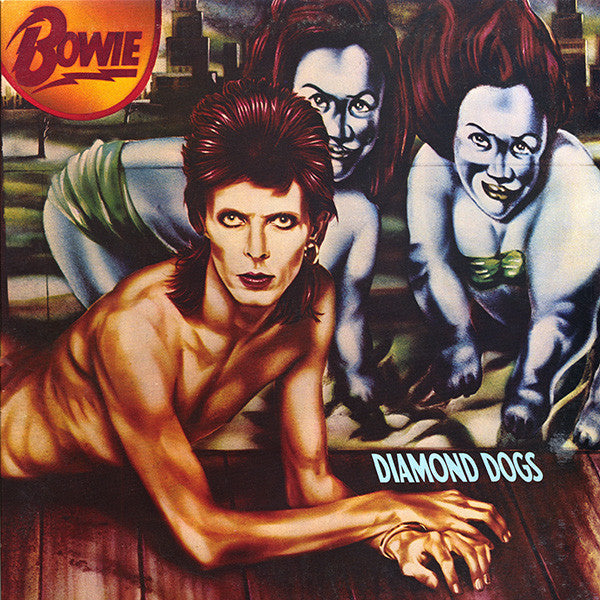 David Bowie - Diamond Dogs 45th Anniversary