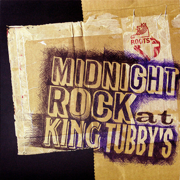 Nkrumah Jah Thomas - Midnight Rock At King Tubby's
