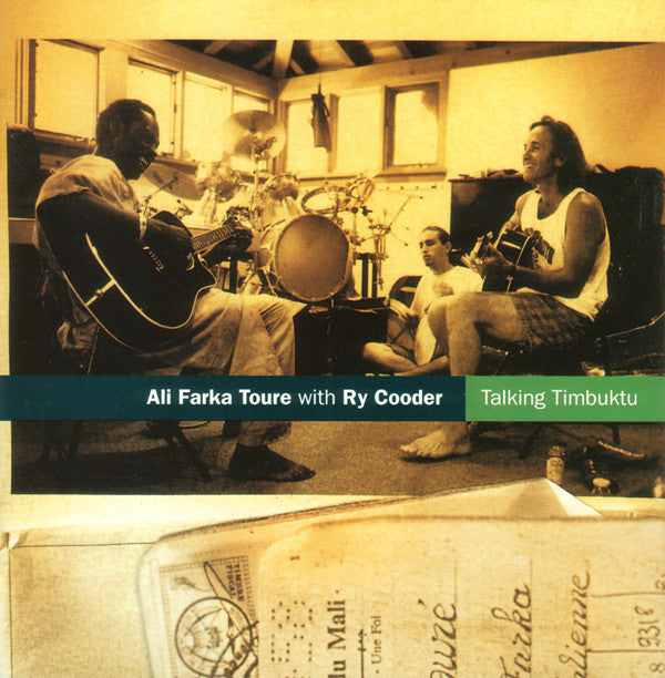 Ali Farka Toure with Ry Cooder - Talking Timbuktu