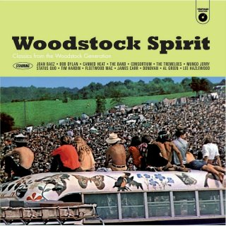 Various Artists - Woodstock Spirit