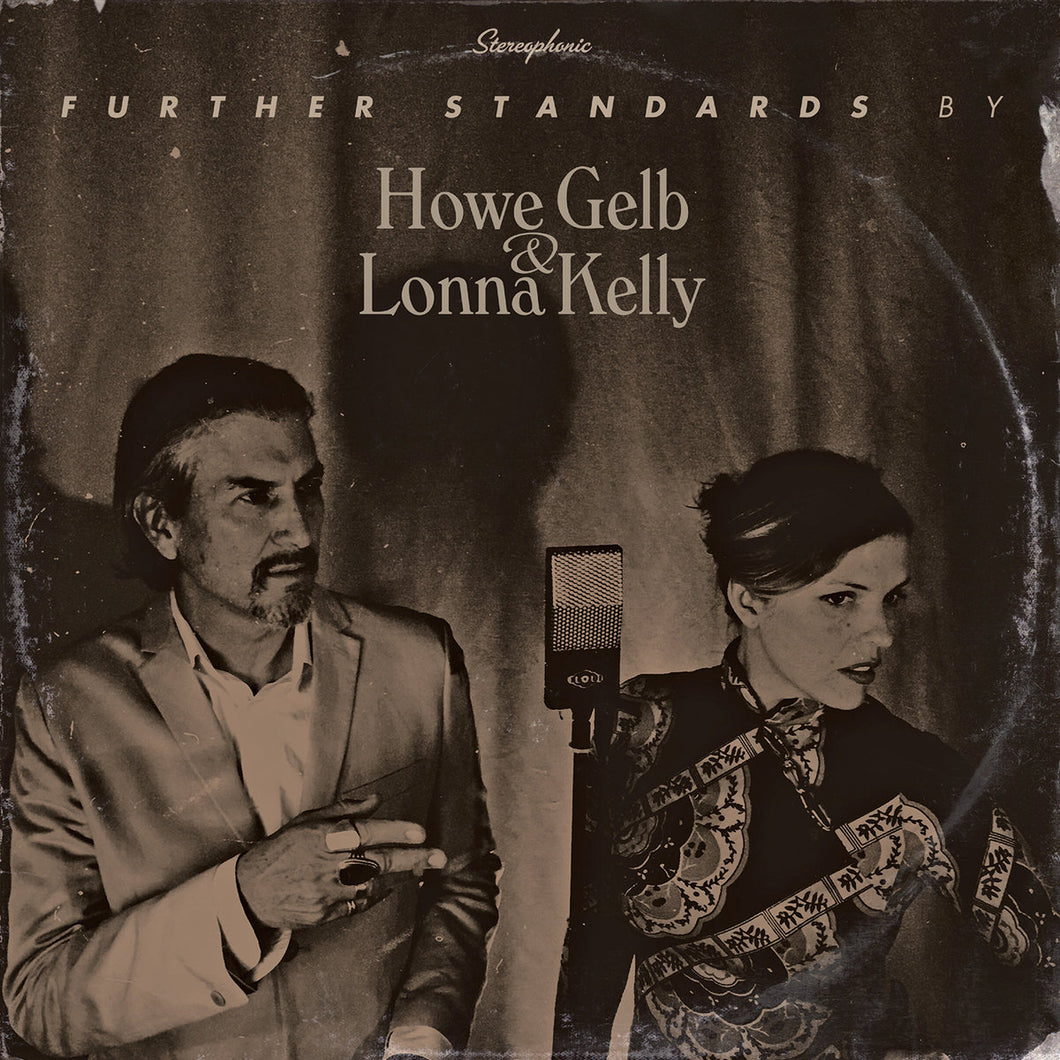 Howe Gelb & Lonna Kelly - Further Standards