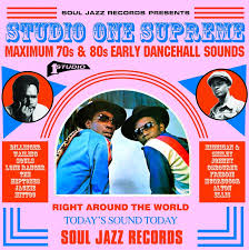Soul Jazz- Studio One Supreme