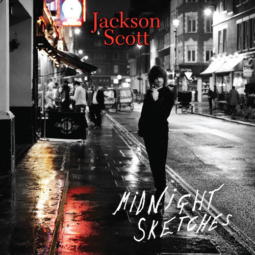 Jackson Scott - Midnight Sketches