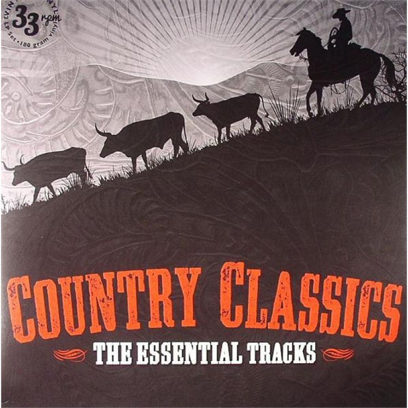Country Classics - The Essential Tracks