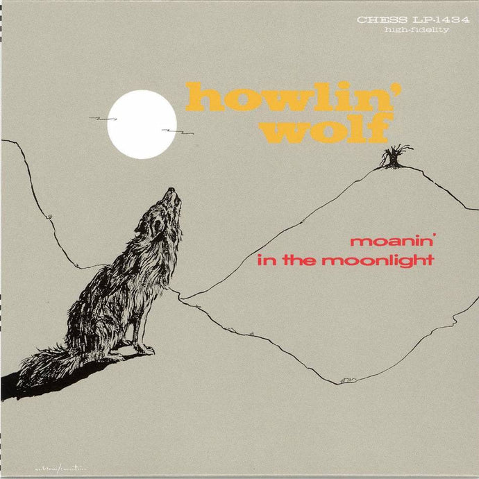 Howlin' Wolf - Howlin' Wolf - Moanin' In The Moonlight