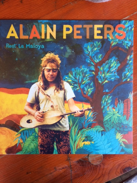 Alain Peters - Rest La Maloya
