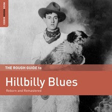 Various - The Rough Guide To Hillbilly Blues