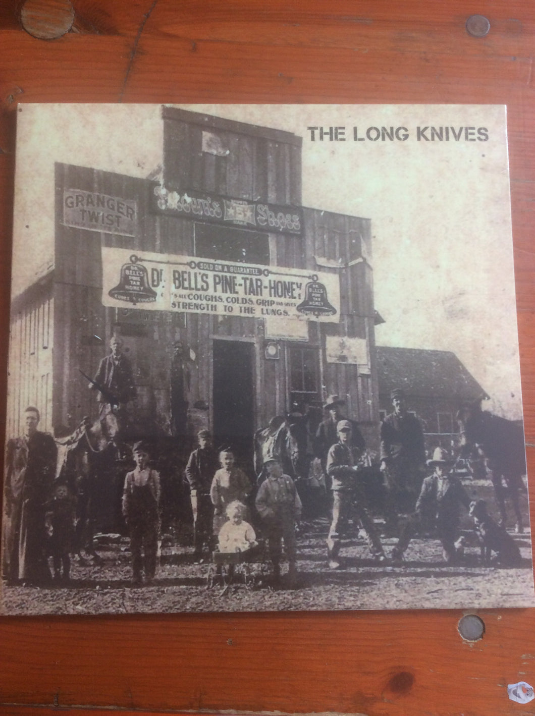 The Long Knives - The Long Knives