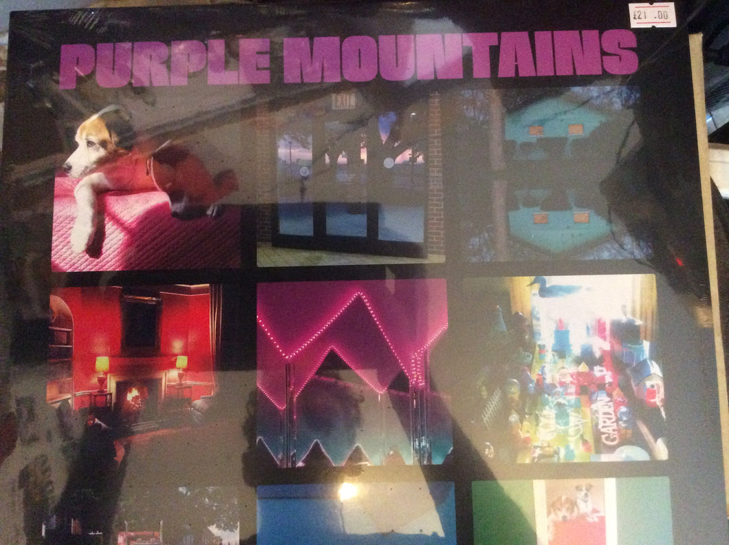 Purple Mountains- Purple Mountains