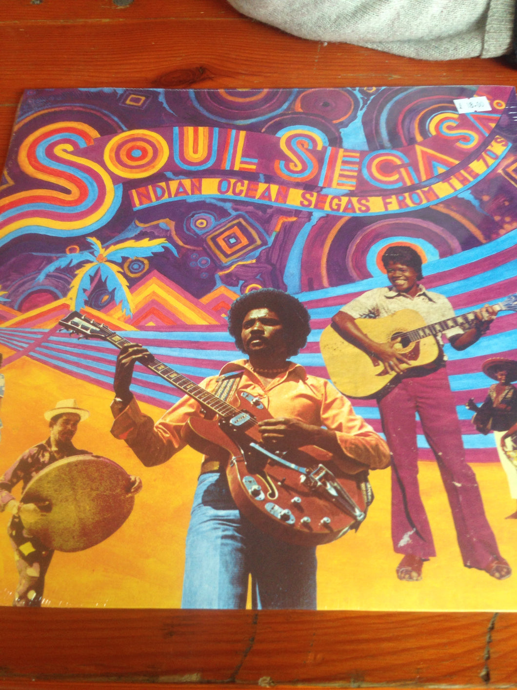 Soul Sega Sa ! Indian Oceans Segas from the 70's