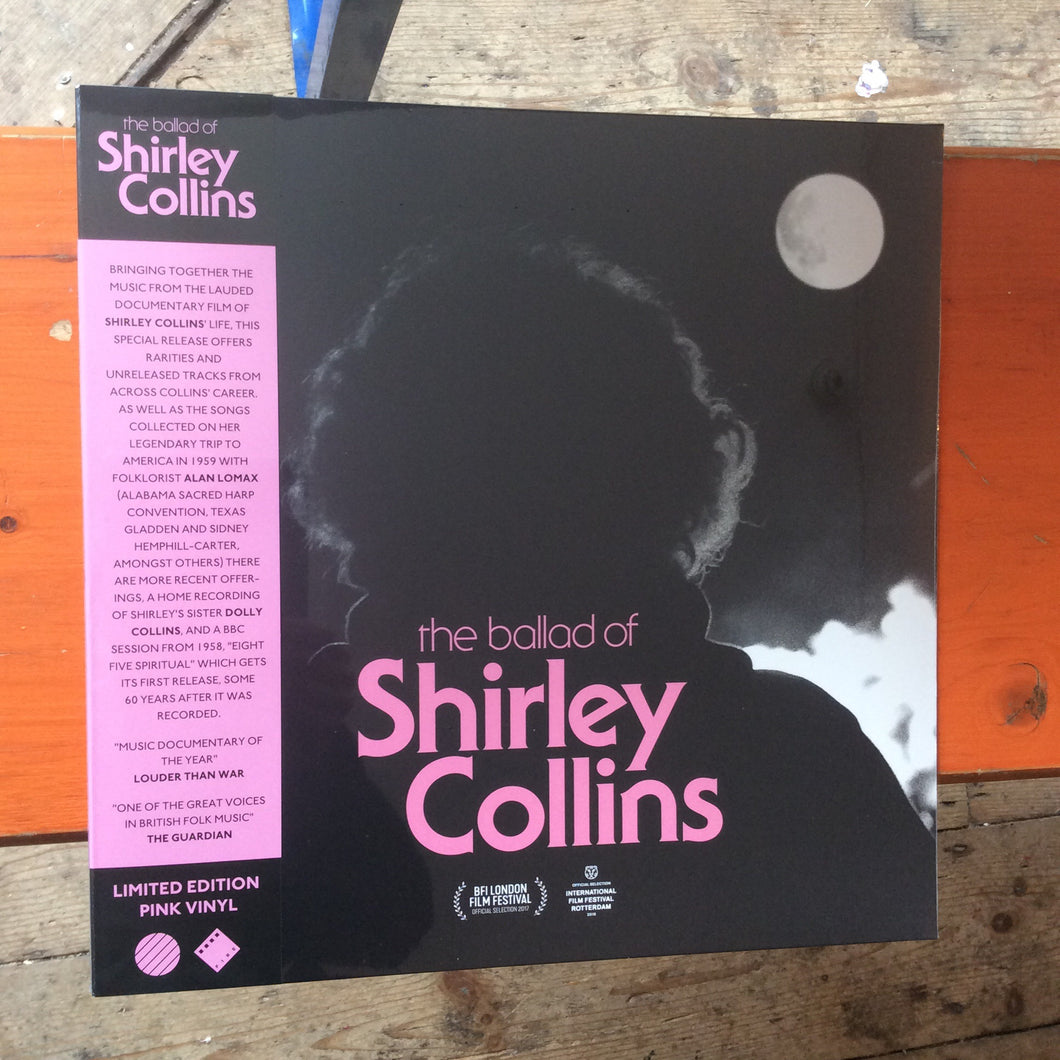 Shirley Collins - The Ballad Of