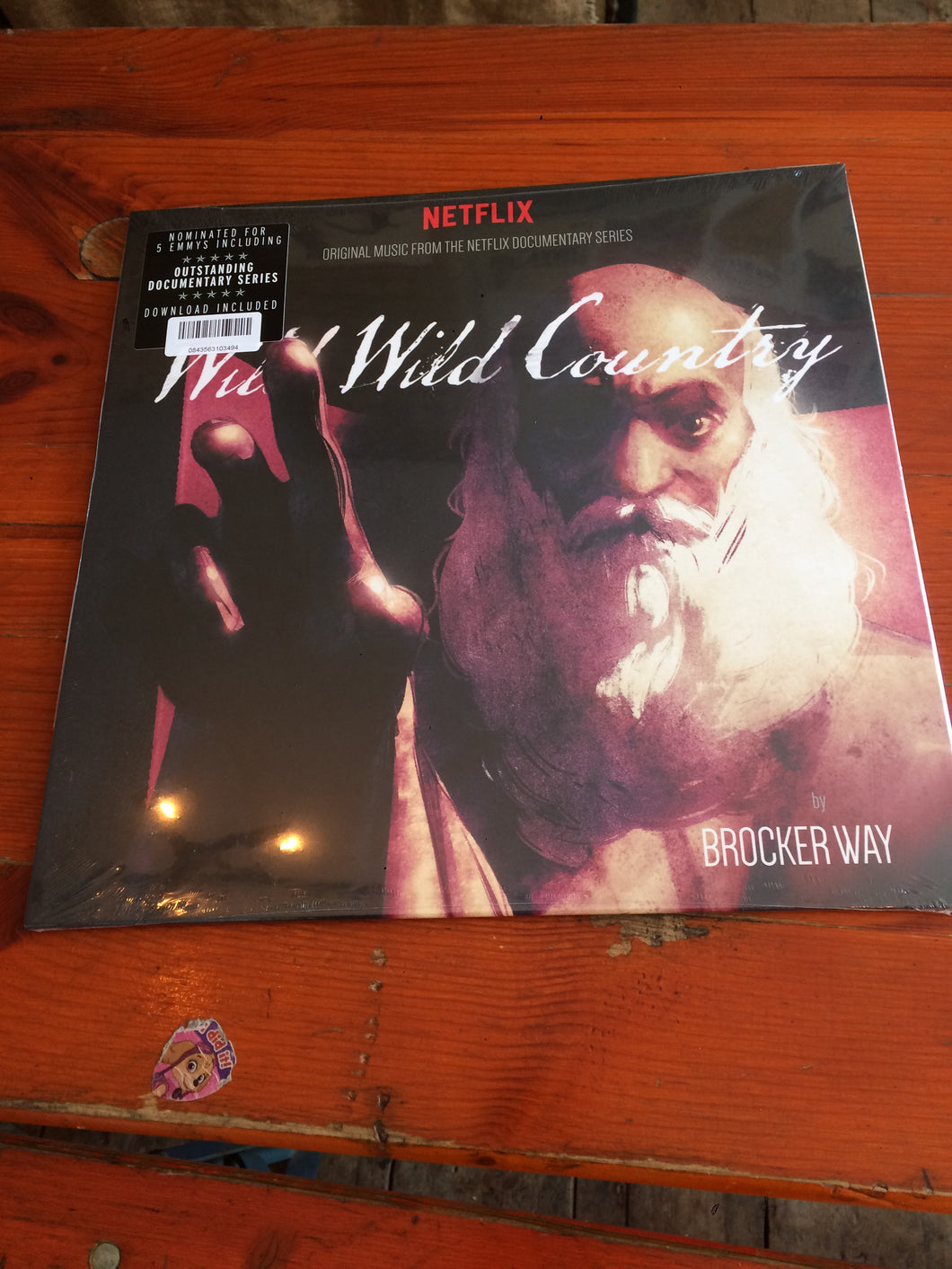 Wild Wild Country - Original Music From The Netflix Documentary Series by Brocker Way