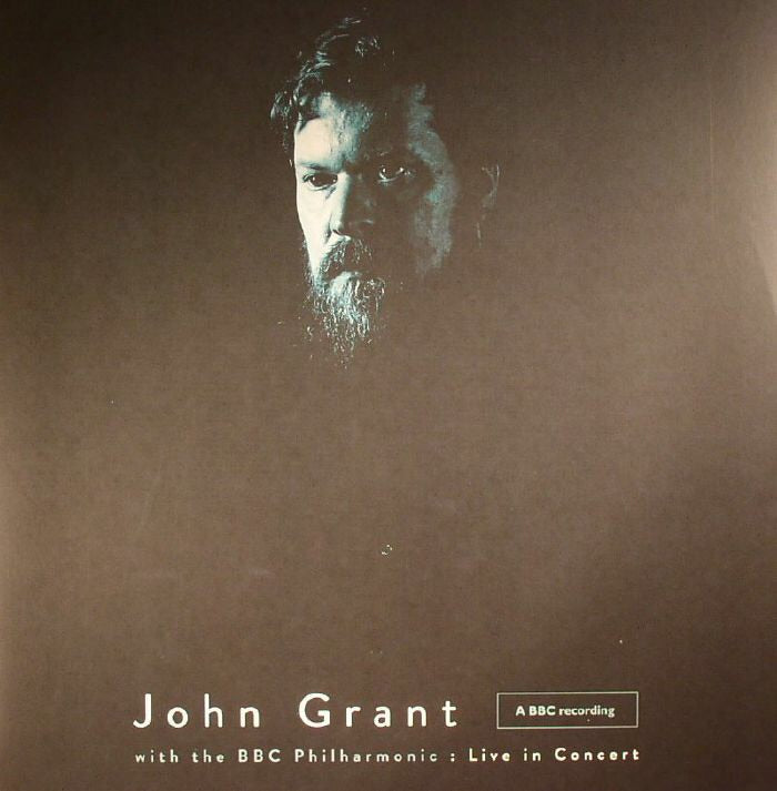 John Grant - With The BBC Philharmonic: Live In Concert