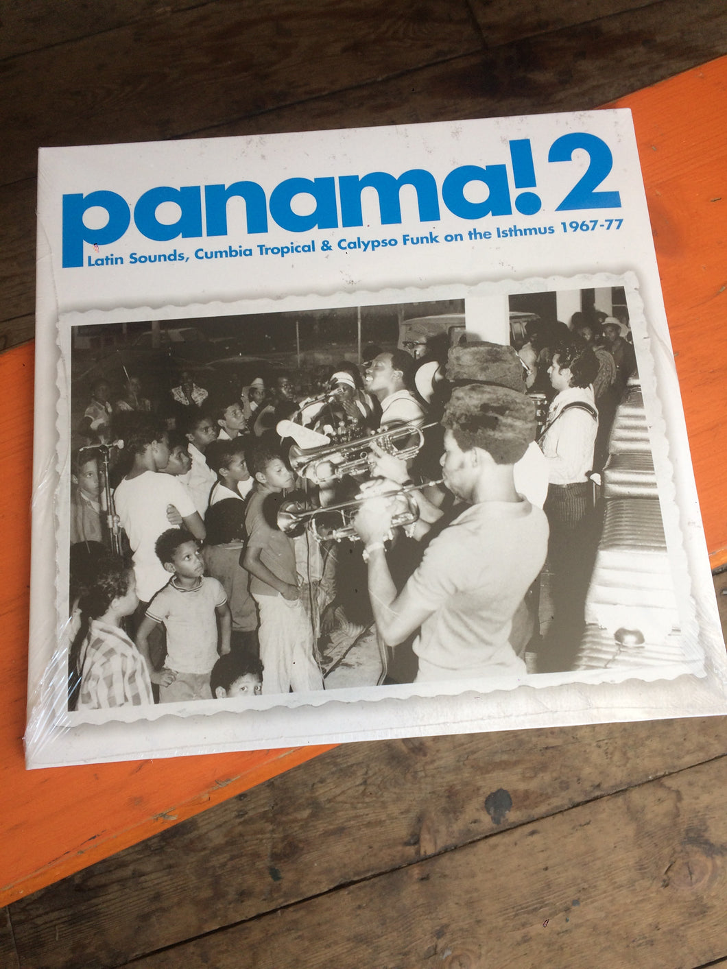 Various Artists - Panama! 2: Latin Sounds, Cumbia Tropical And Calypso Funk On The Isthmus 1967-77