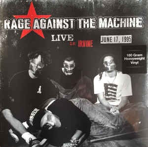 Rage Against The Machine - Live in Irvine Jane 17, 1995