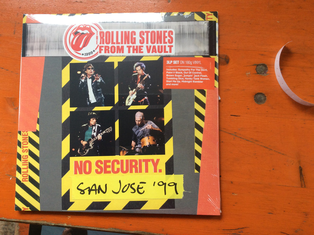 The Rolling Stones - From The Vault No Security San Jose 1999