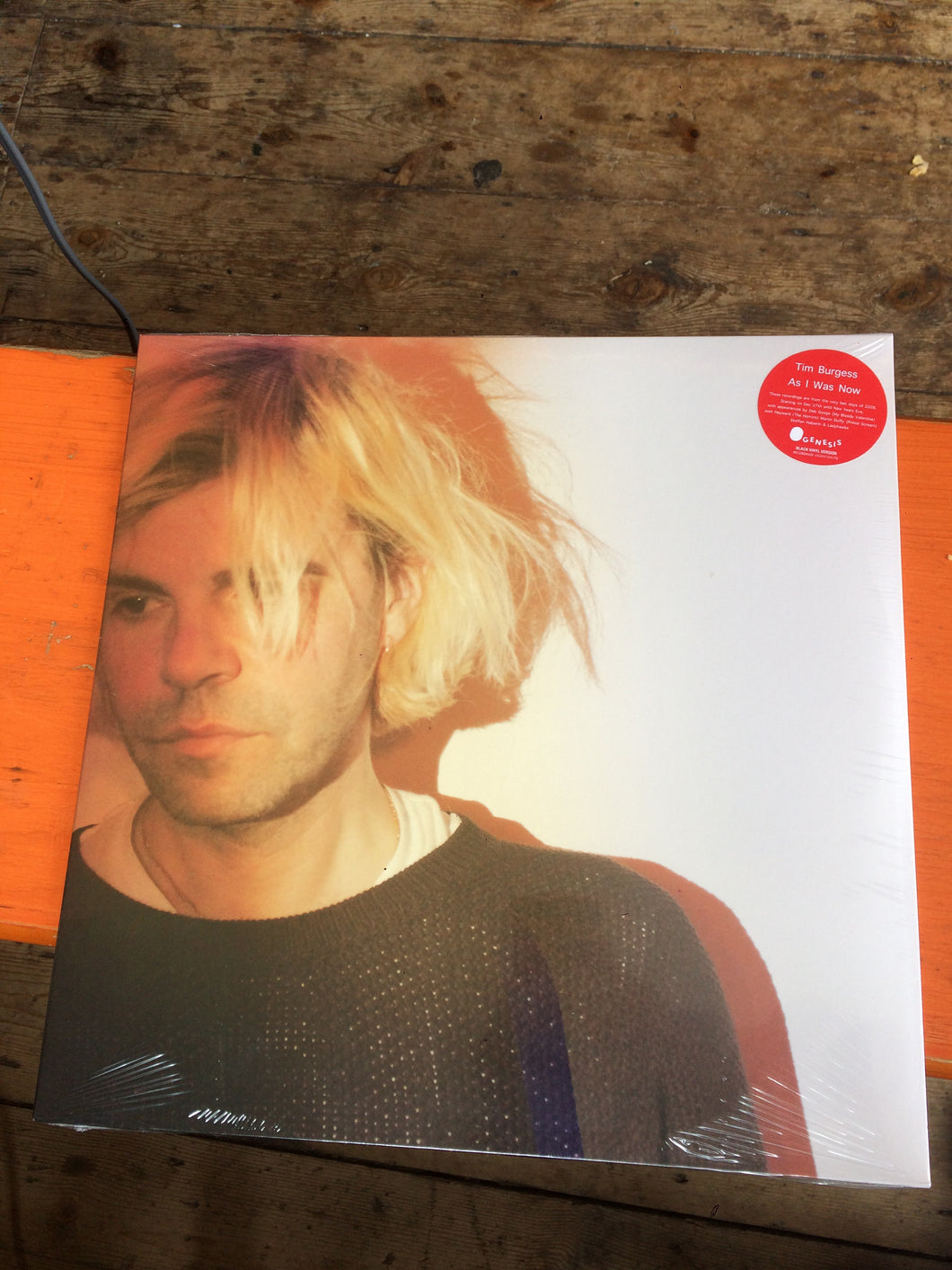 Tim Burgess - As I Was Now