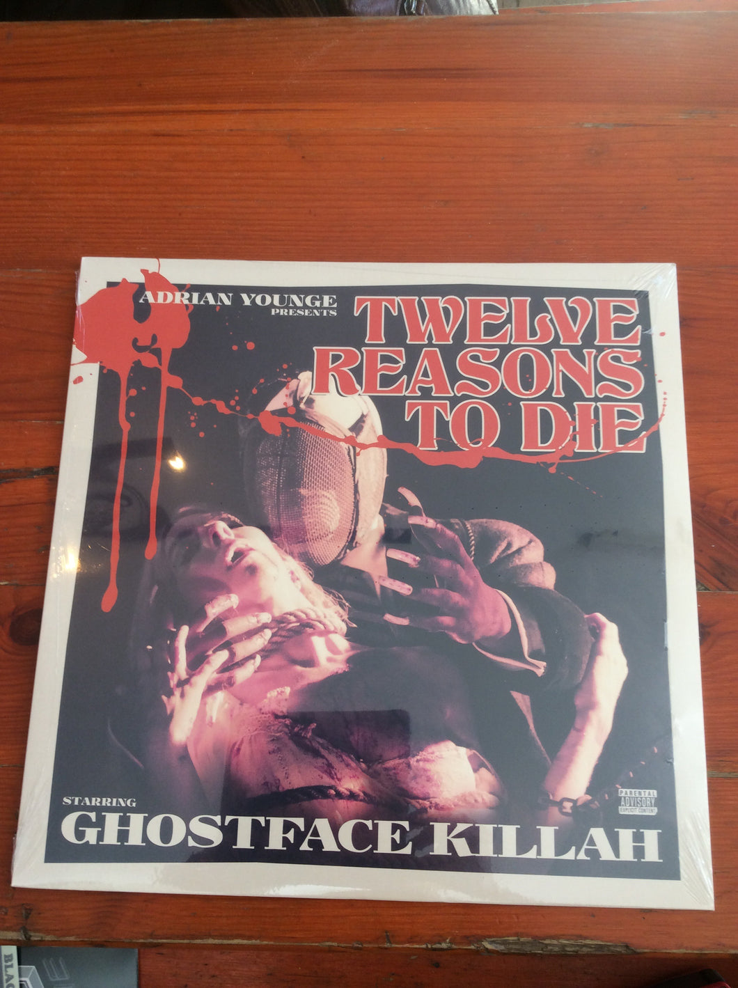 Ghostface Killah - 12 Reasons To Die