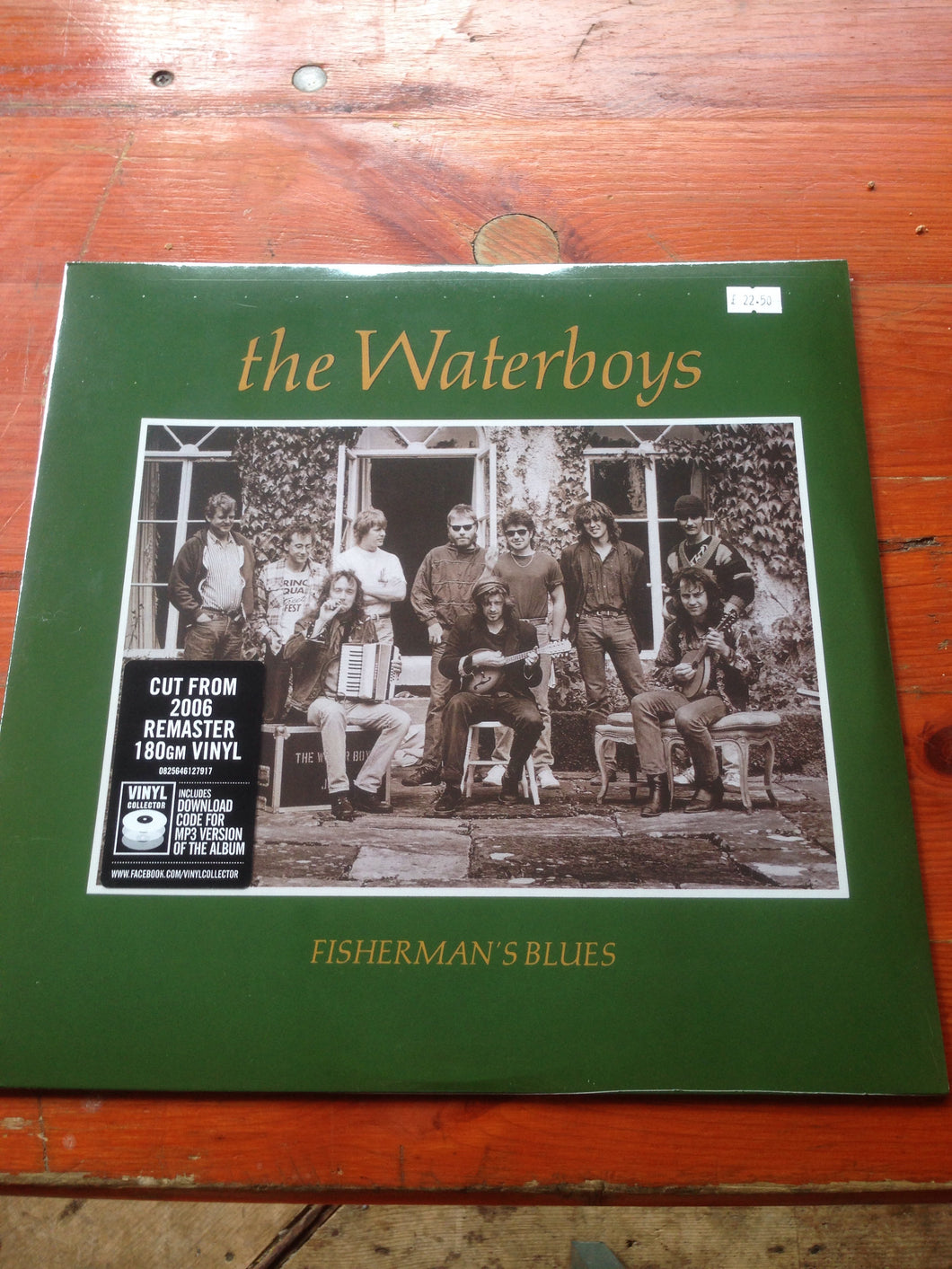 Waterboys - Fishermans Blues