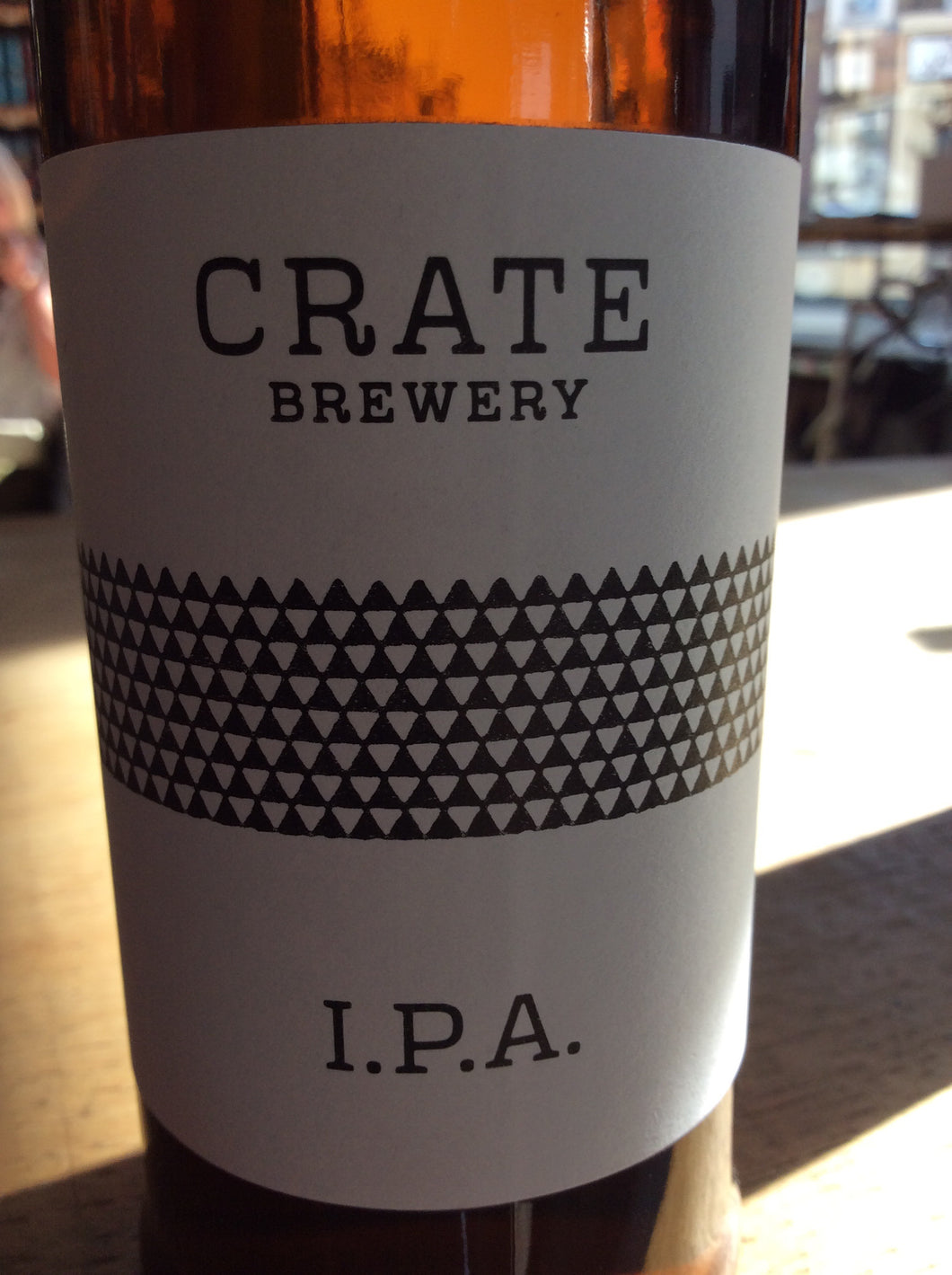 Crate Brewery - IPA