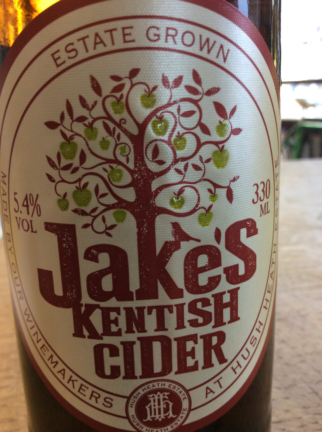 Jake's Kentish Cider
