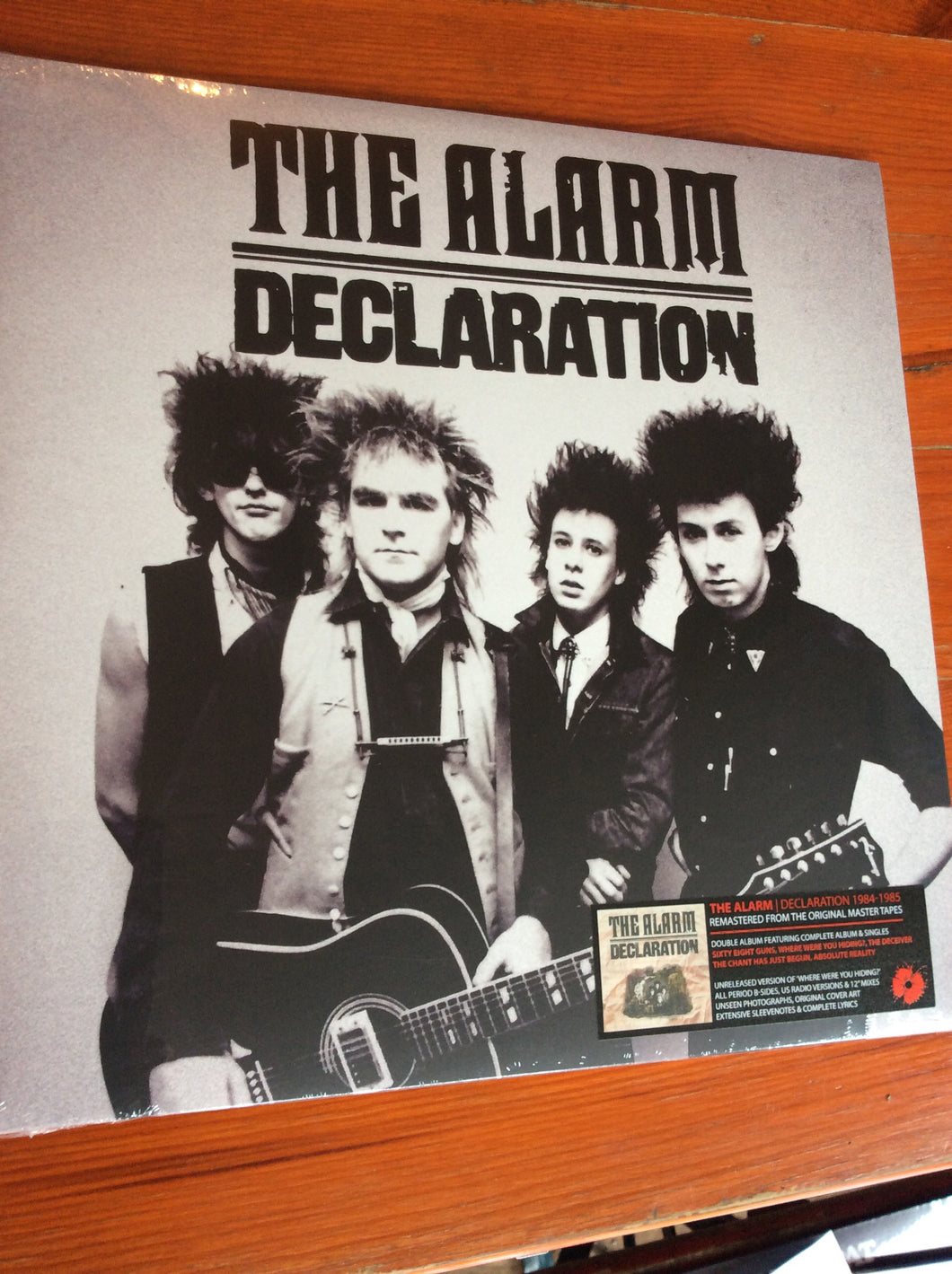 The Alarm - Declaration