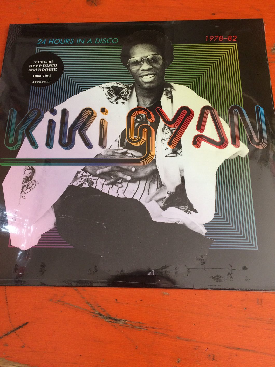 Kiki Gyan - 24 Hours in a Disco 1978 - 1982