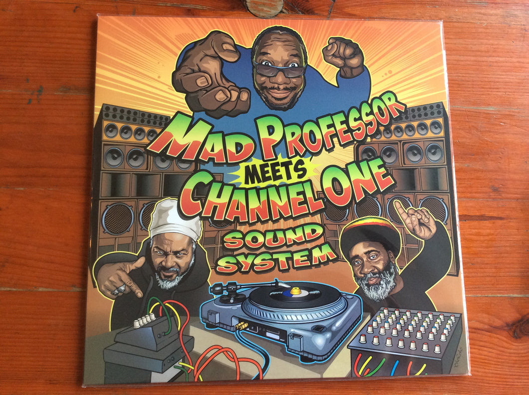 Mad Professor & Channel One - Mad Professor Meets Channel One