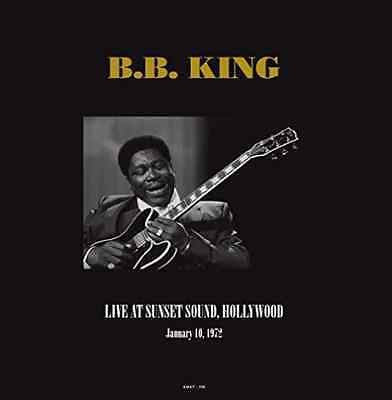 B.B. King- Live at Sunset Sound, Hollywood