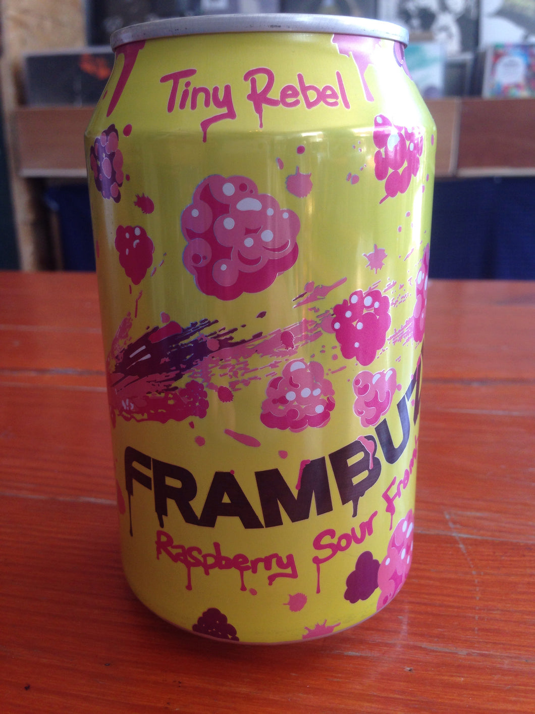 Tiny Rebel Frambuzi Rasberry