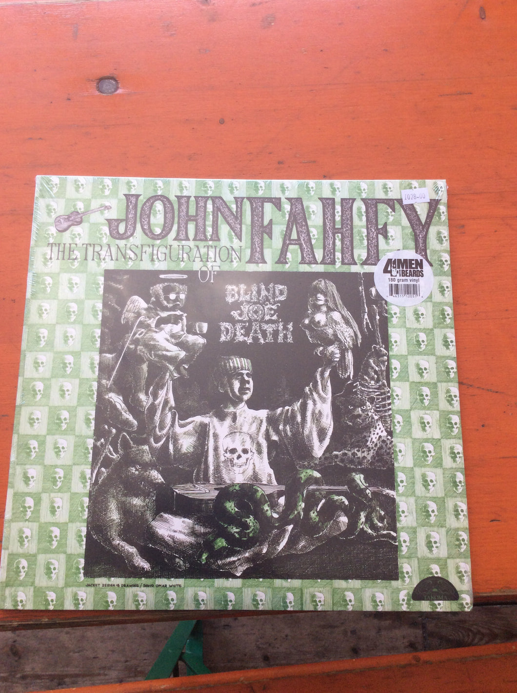John Fahey - The Transfiguration Of Blind Joe Death