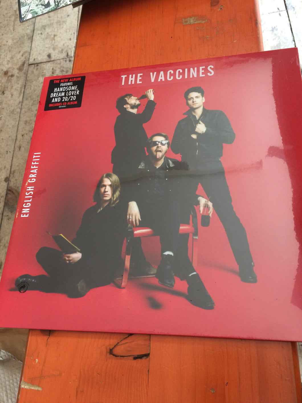 The Vaccines - English Graffiti