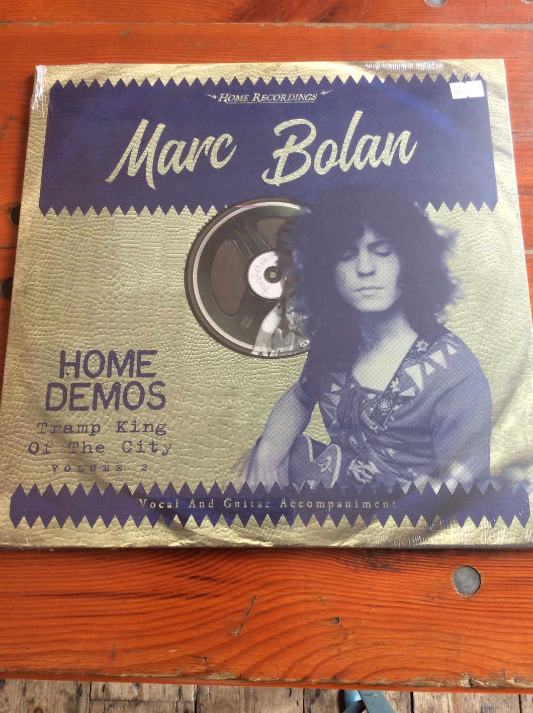 Marc Bolan - Tramp King Of the City : Home Demos Volume 2