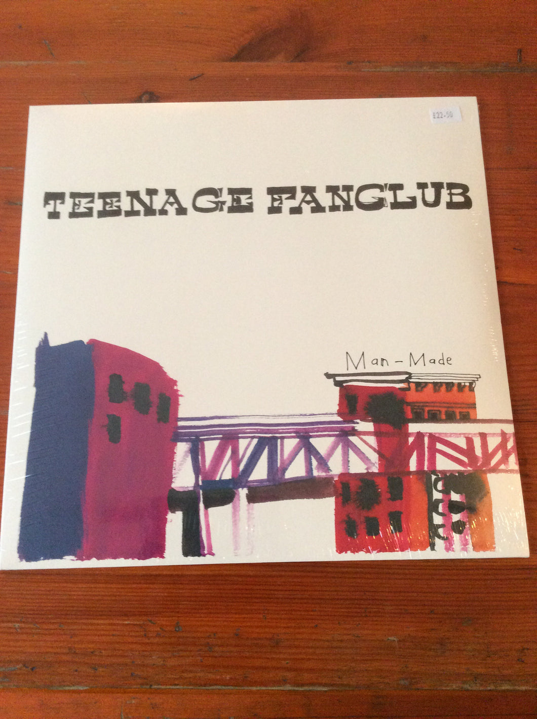 Teenage Fanclub - Man Made