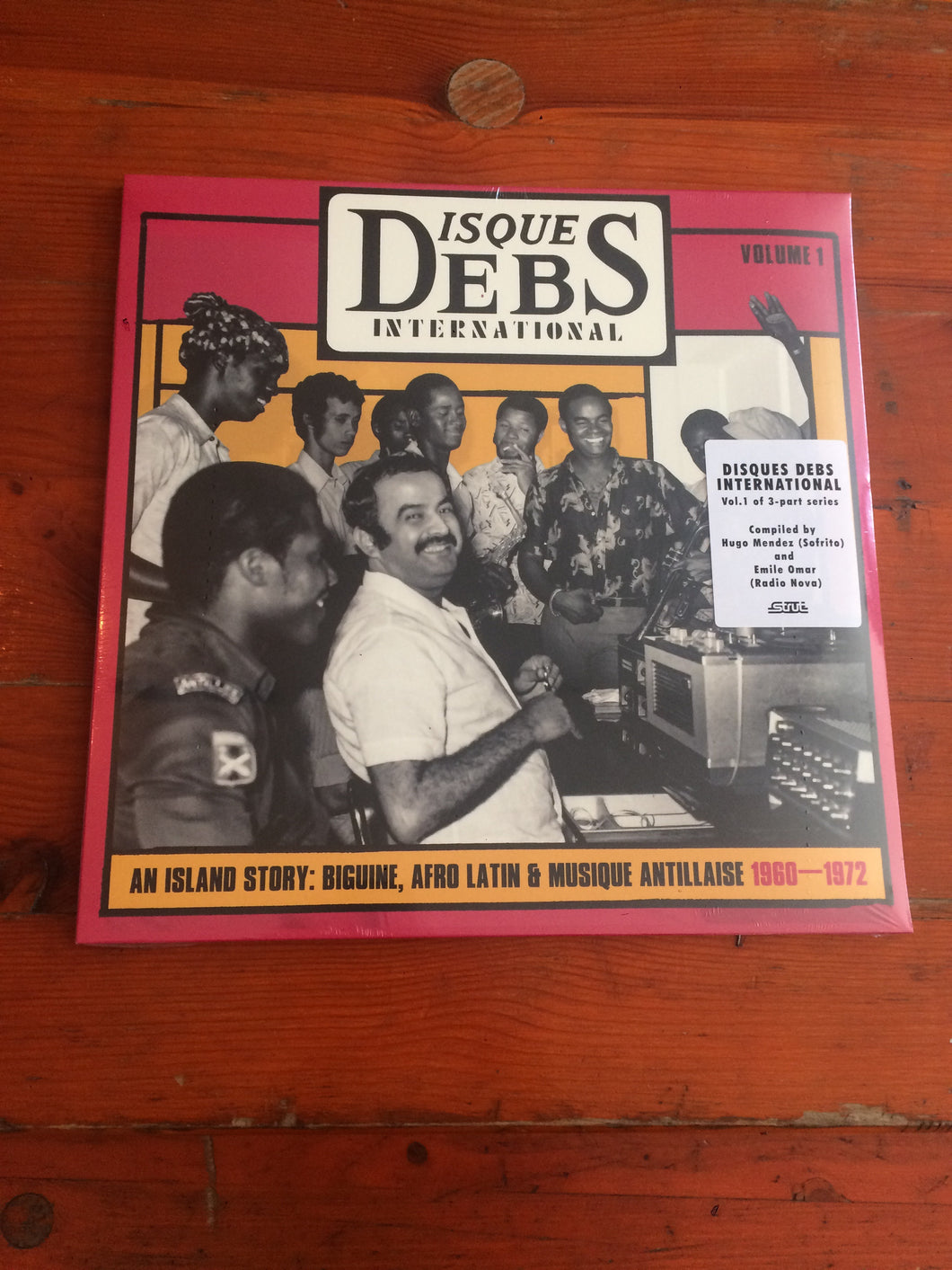 Various Artists - Disques Debs International Volume One
