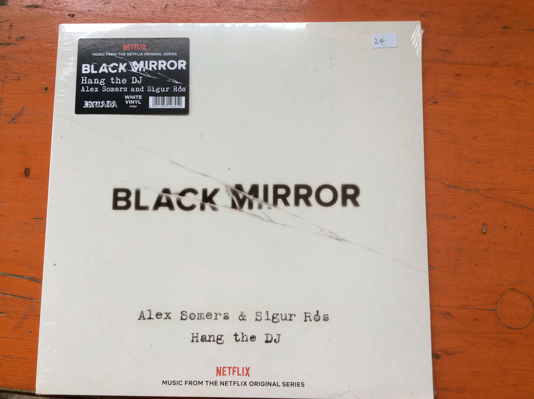 Alex Somers & Sigur Rós - Black Mirror: Hang The DJ (Music From The Netflix Original Series)
