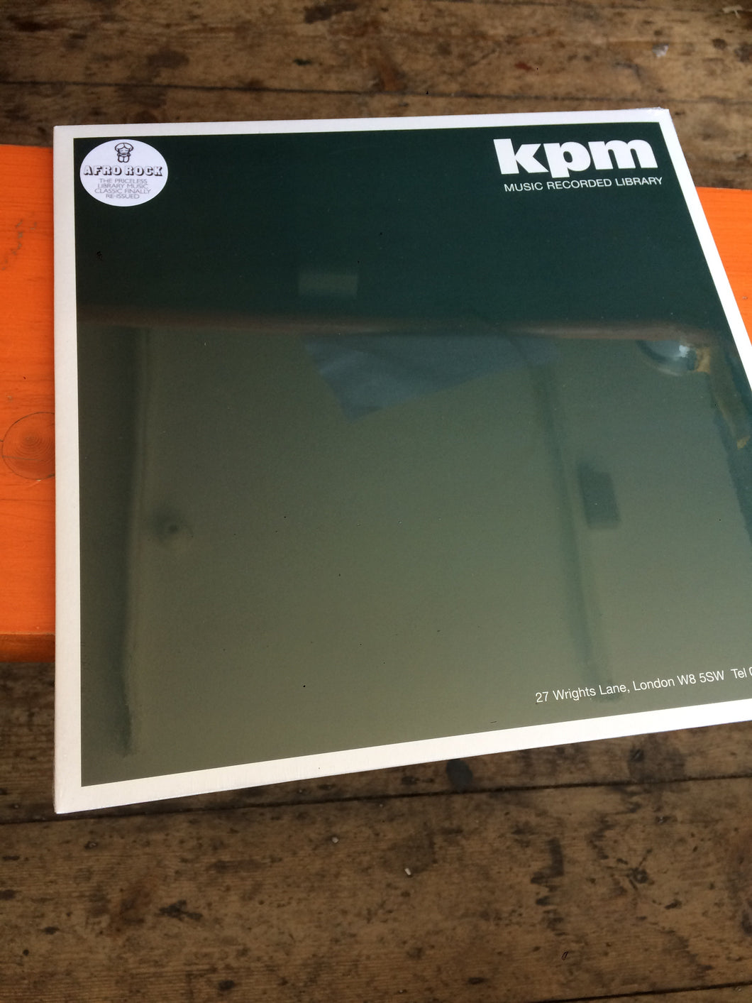 KPM Music Recorded Library - Afro Rock