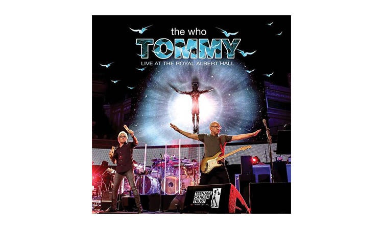 The Who - The Tommy Live at TRAH