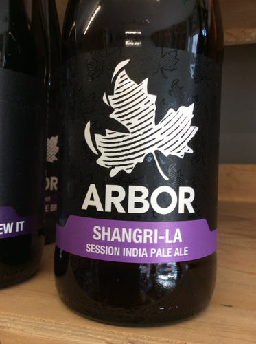 Arbor Shangri-La Session India iPale Ale 4.2%