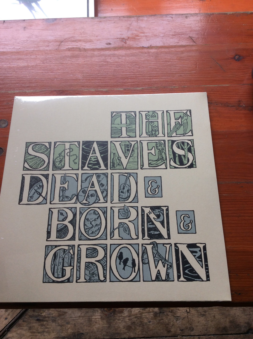 The Staves - Dead , Born and Grown
