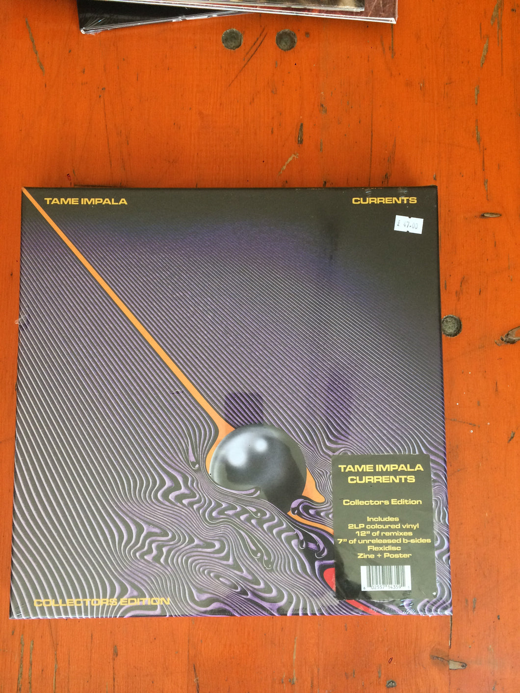 Tame Impala - Currents (Collectors Edition)