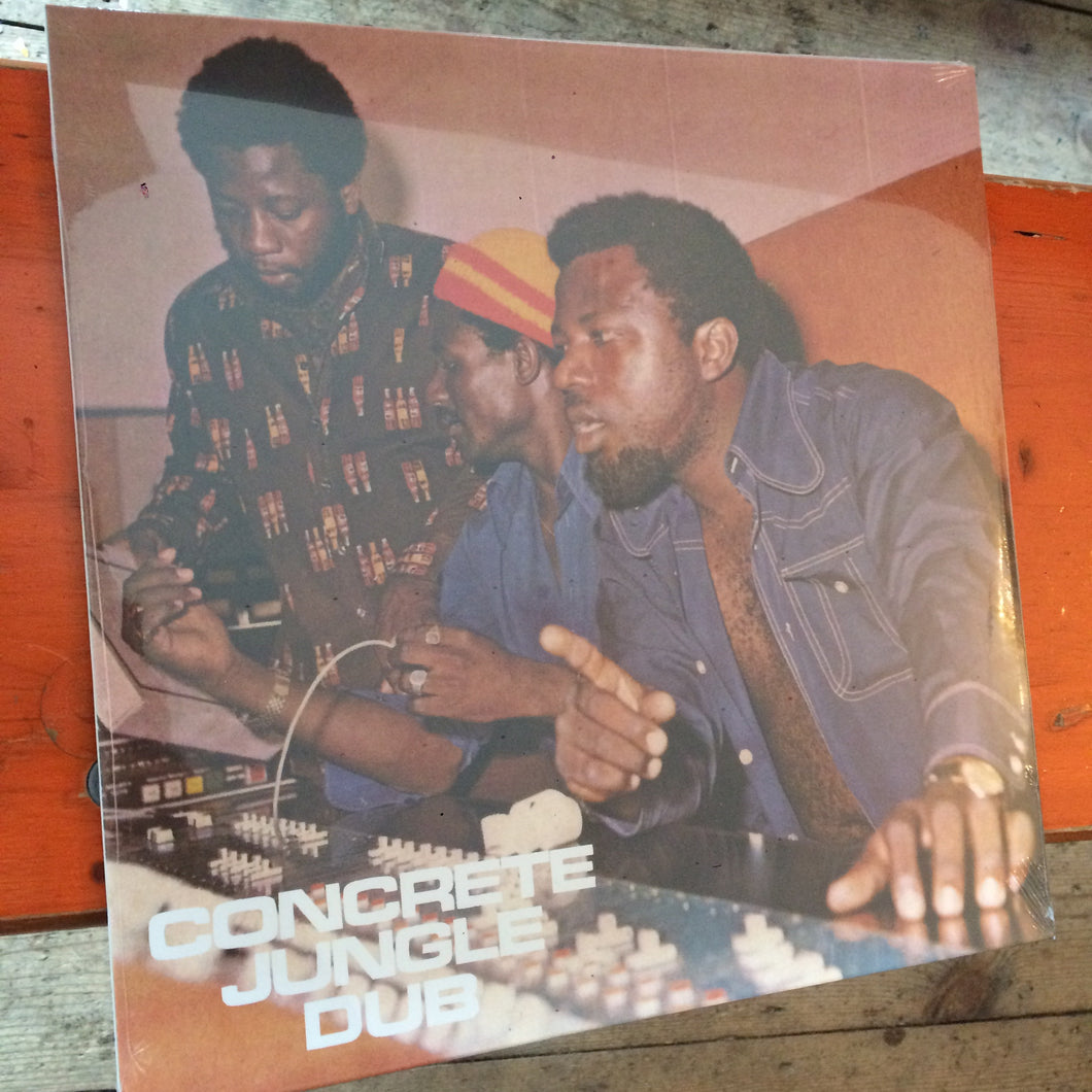 King Tubby & Riley All Stars - Concrete Jungle Dub