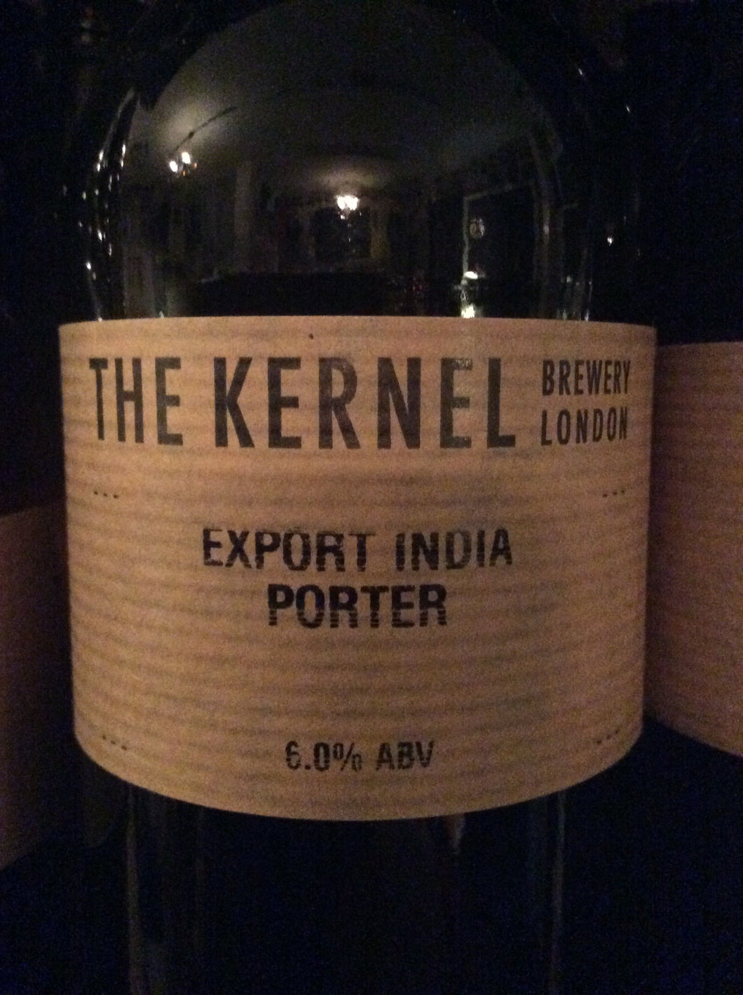 The Kernel - Export India Porter (330ml) 6.1%
