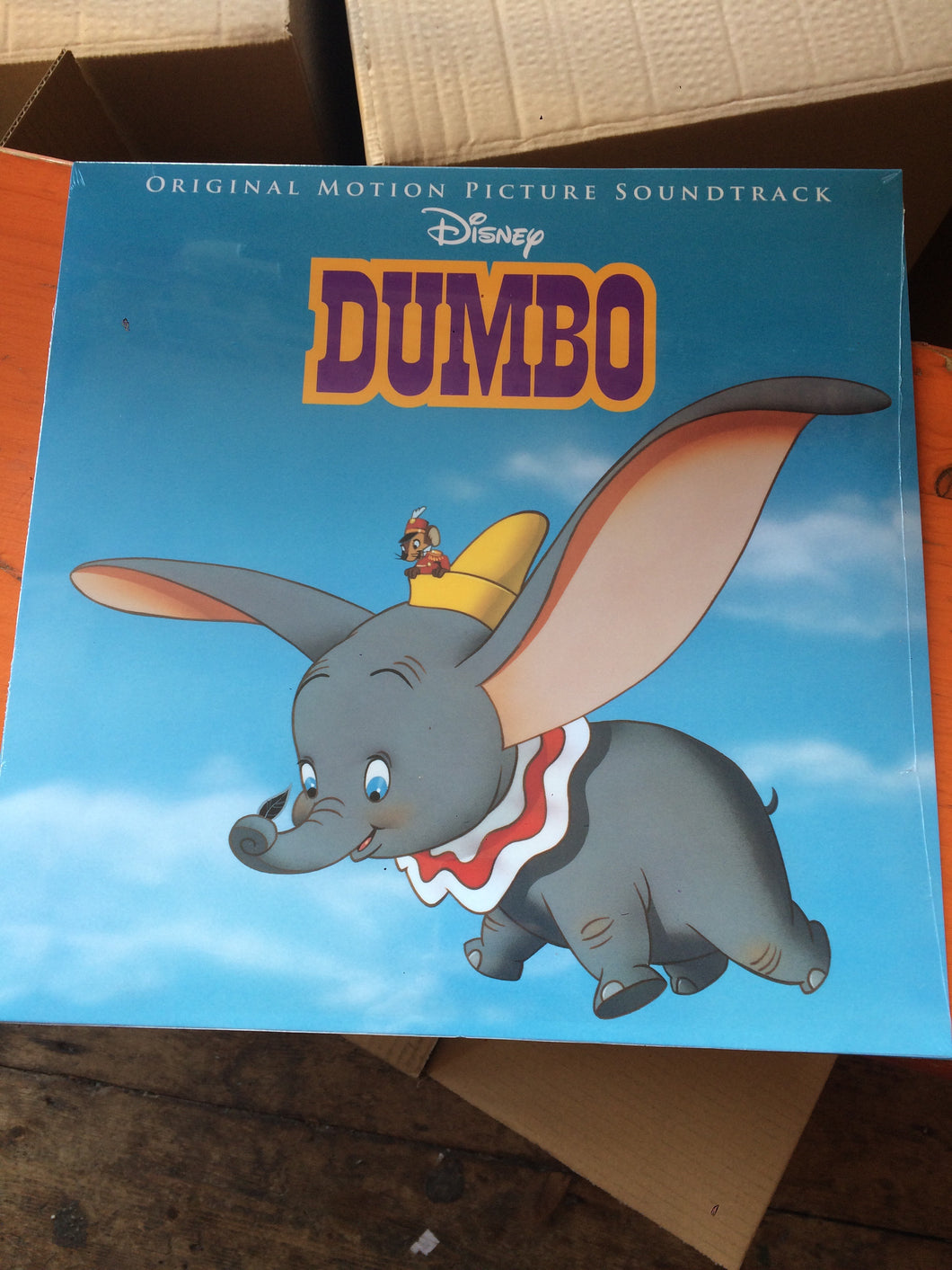 Various Artists	- Dumbo