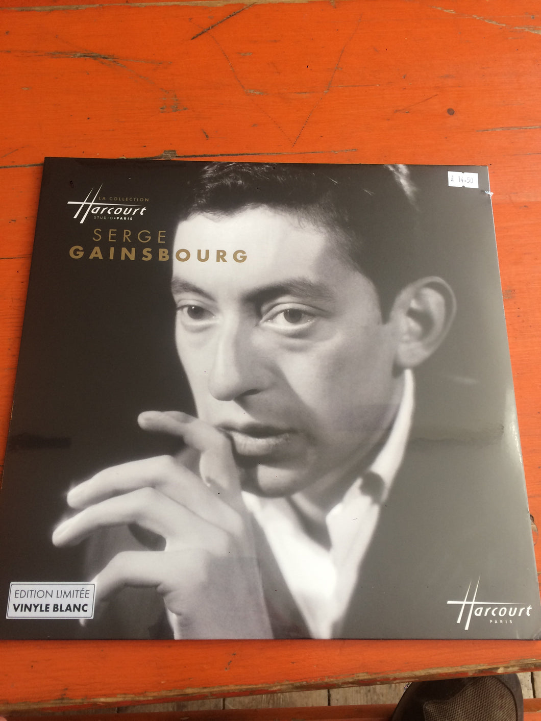 Serge Gainsbourg - Harcourt Collection