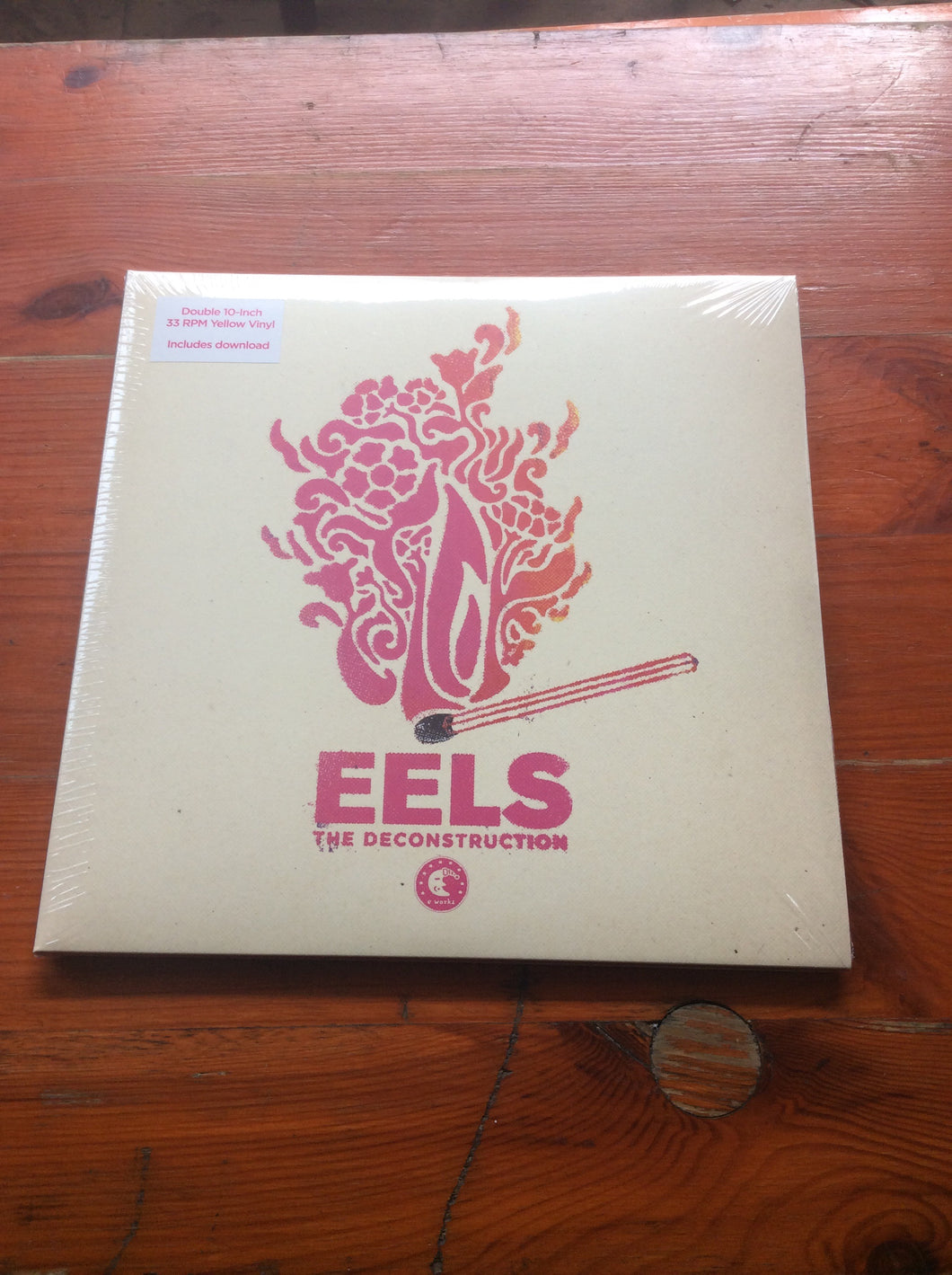 Eels - The Deconstruction ( Double 10 inch)