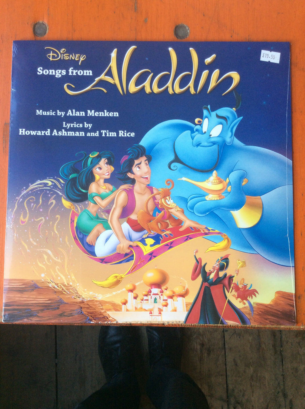 Various Artists	- Songs From Aladdin